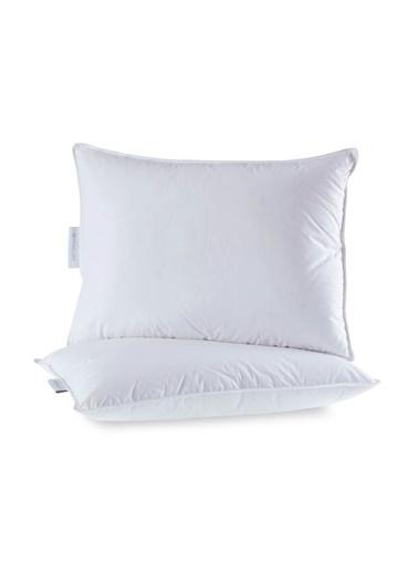Penelope Dove Kaz Tüyü Yastık 50x70 Beyaz